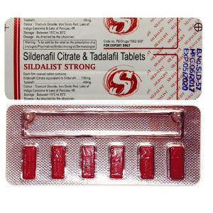Sildalist Strong 140 Mg