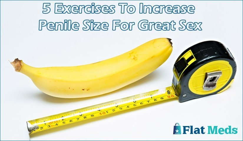 5 Exercises To Increase Penile Size For Great Sex